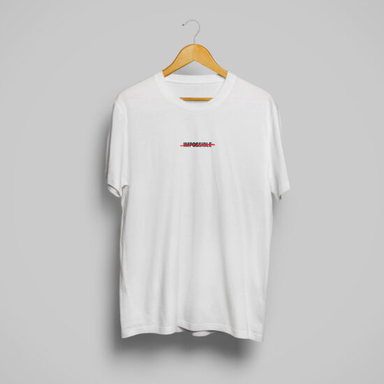 Impossible T-Shirt White