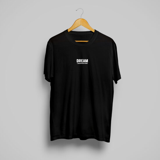 Dream T-Shirt Black